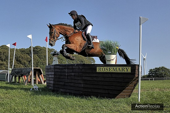 STAFFORD HORSE TRIALS SEPT SUN 100 PLUS