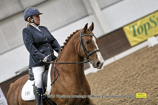 BRC Dressage to Music Champs 2020 - SATURDAY